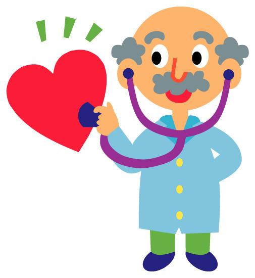 心臓病の名医とは心臓病の名チームのことかも知れません