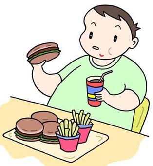 肥満はメタボリック症候群はじめさまざまな病気のもとです。しかし単に食べ過ぎるから起こるとは限らず、食べ物の内容にもよるのです