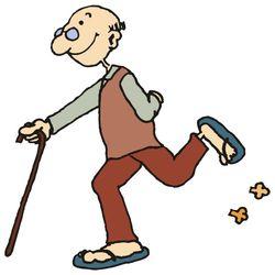 定時的に歩くことが下肢静脈血栓を予防します