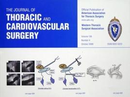 腱索転位術(トランスロケーション法)は心臓血管外科のトップジャーナルと言われる米国JTCVS誌の表紙に掲載して戴き光栄に思っています
