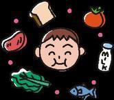 食べ過ぎや、食べ物のバランスにご注意を