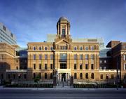 トロント総合病院のクラシックな建物